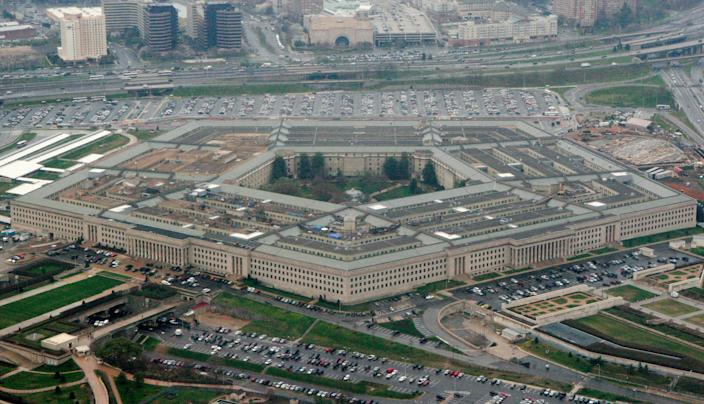 Esper Firing Pentagon Changes (Copyright 2018 The Associated Press. All rights reserved.)