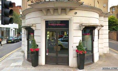 Upmarket jeweller Theo Fennell crashes into administration