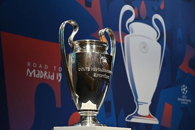 The UEFA Champions League is reportedly on the brink of a dramatic reform. (AFP Photo/Fabrice COFFRINI)
