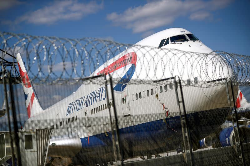 Tough start for new boss of BA-owner as Walsh bows out