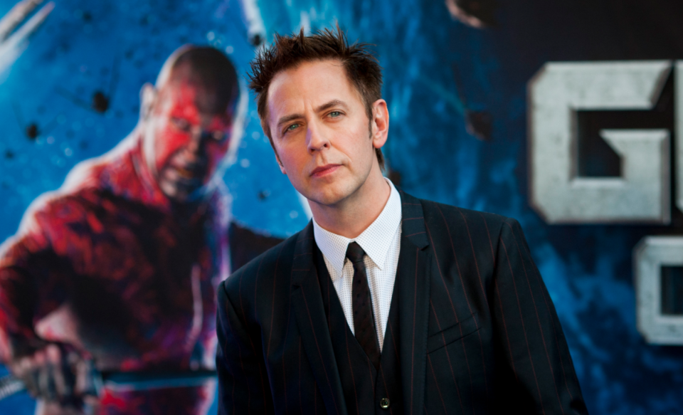 'Suicide Squad 2' director James Gunn.