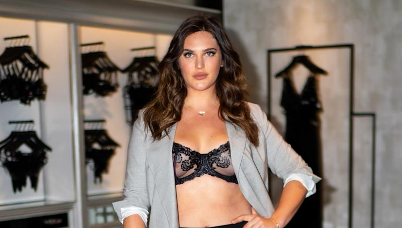 Victoria's Secret Announced Its First Plus-Size Model — But There's a Catch