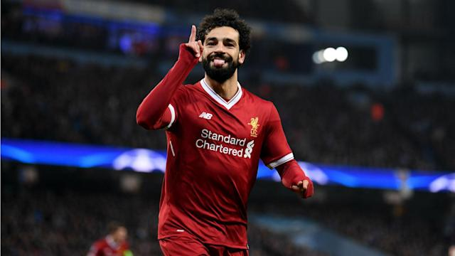 Mohamed Salah cannot help but think about the Premier League Golden Boot, but the Liverpool forward is eyeing the Champions League.
