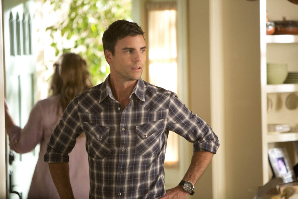 "Colin Egglesfield in season two of ""The Client List."""