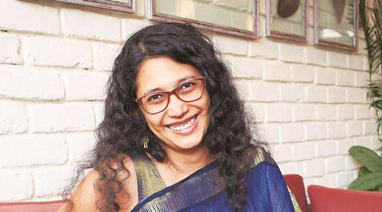 Gunjan Veda, author Gunjan Veda, Gunjan veda book, indian express lifestyle