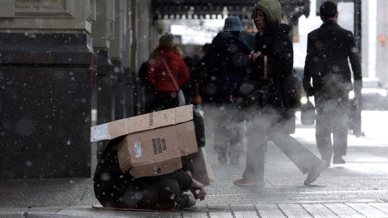 'I came across another homeless bum': How an interaction changed one man's viewpoint