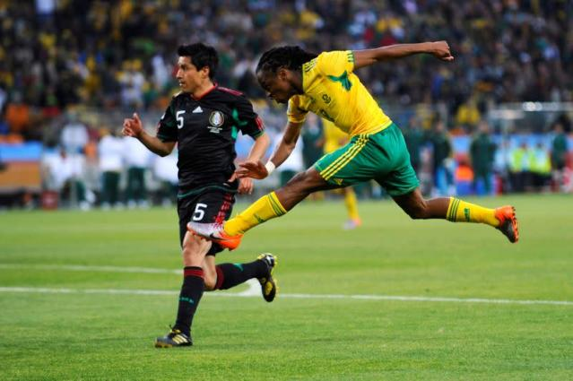 FILE PHOTO: South Africa v Mexico FIFA World Cup South Africa 2010 - Group A