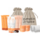 <p>For the die-hard pumpkin spice lover in your life, get them the <span>Pumpkin &amp; Spice Ultimate Skincare Day Bundle</span> ($150). Not only will they be able to enjoy the beauty gifts inside, but it will make them feel good knowing that one dollar from each purchase goes to the World Wildlife Fund to help orangutans. </p>