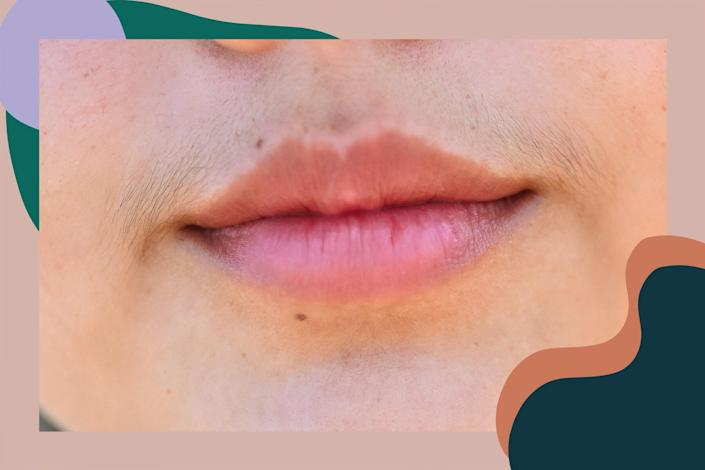 facial hair growing thicker with age facial mustache chin