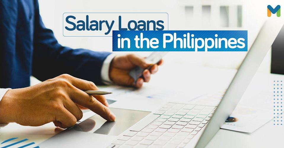 salary loan in the Philippines