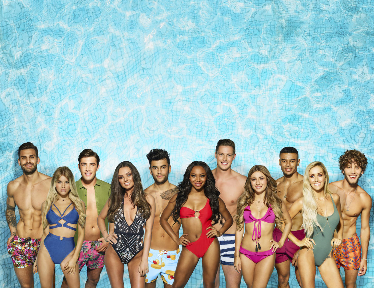 <p>The new series is here, so take a look at the first 11 to enter the reality show. (ITV) </p>