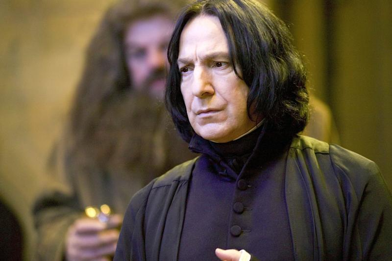 HARRY POTTER AND THE GOBLET OF FIRE, Alan Rickman, 2005, (c) Warner Brothers/courtesy Everett Collection