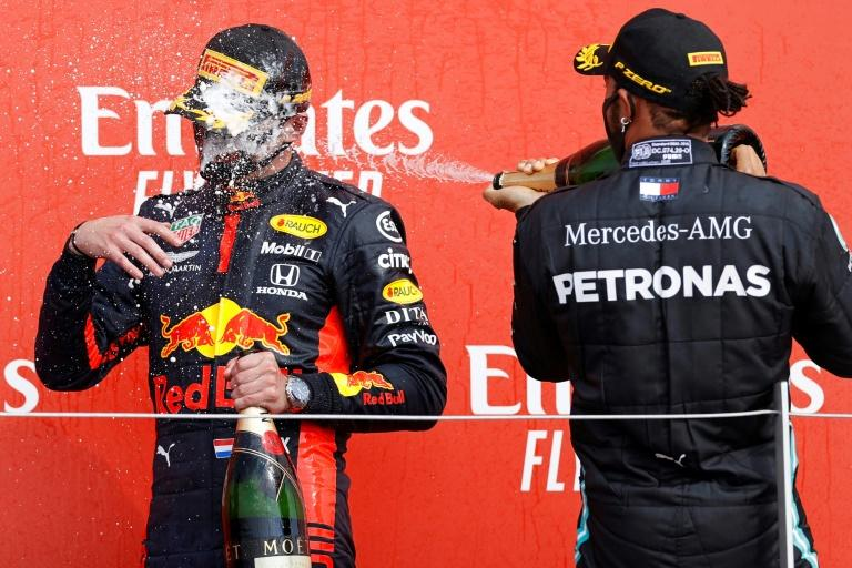 Hamilton welcomes Verstappen title fight as Red Bull rise to the challenge