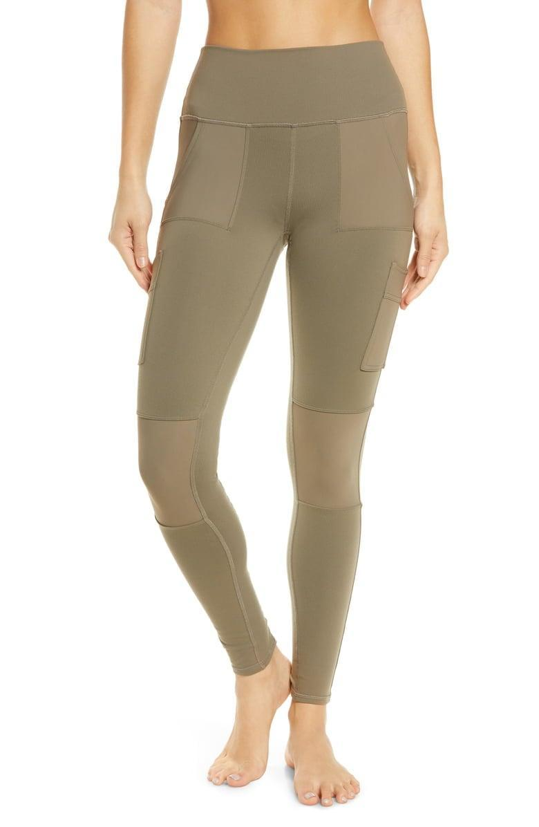 <p><span>Alo High Waist Cargo Leggings</span> ($83, originally $138)</p>