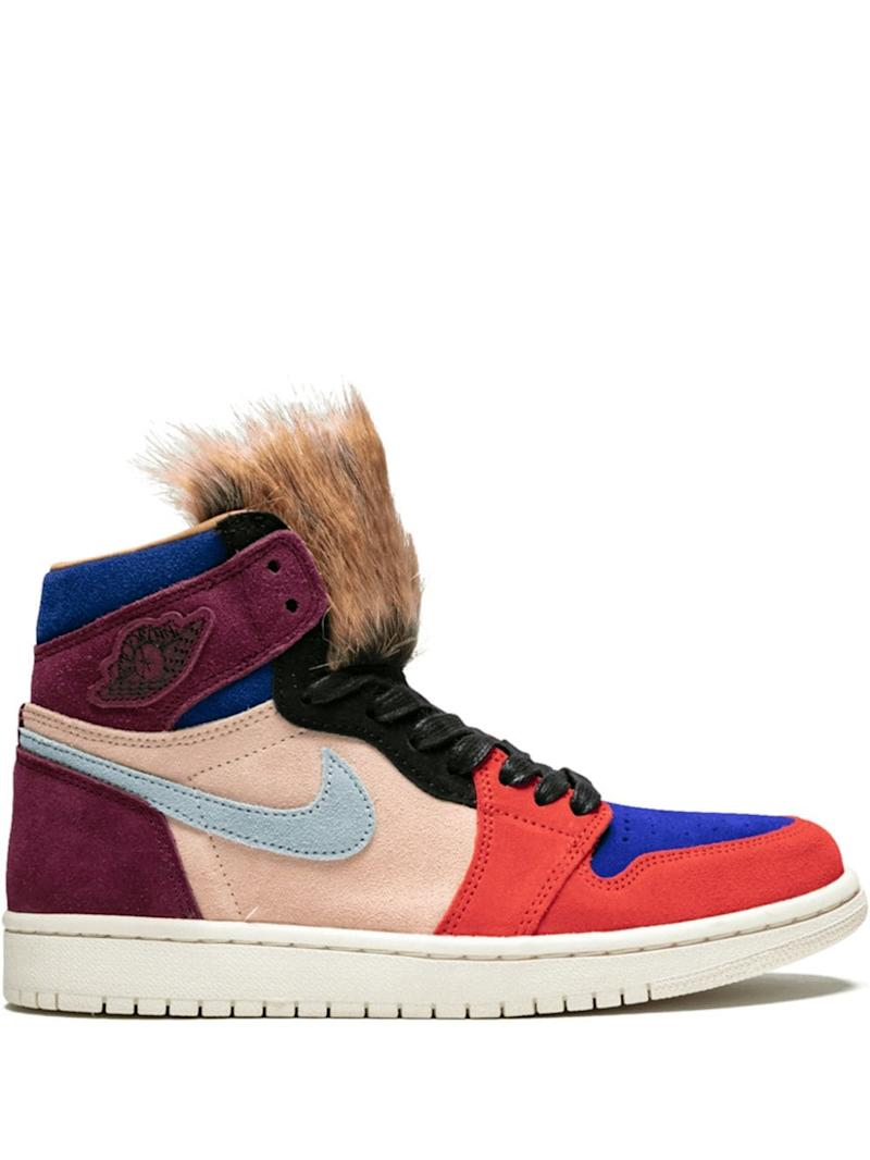 "Air Jordan 1 High OG NRG ""Aleali May"" Court Luxe"