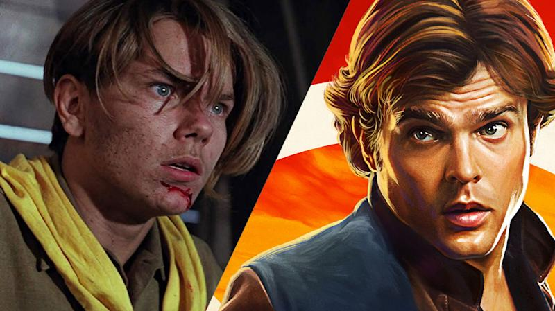 Solo: A Star Wars Story': The hidden River Phoenix Easter