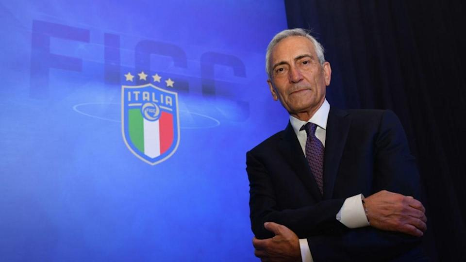 Gabriele Gravina | Marco Rosi/Getty Images