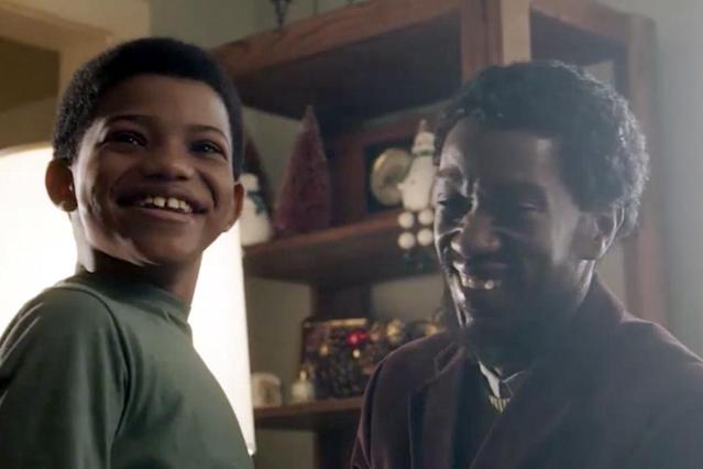 Lonnie Chavis as Randall and Jermel Nakia as William in <em>This Is Us </em>(Photo: NBC)