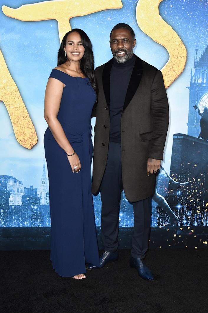 Both Ideis and his wife Sabrina contracted Covid-19(Getty Images)