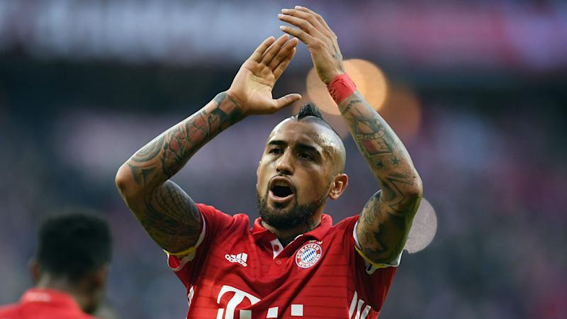 Vidal demands 11 warriors when Bayern tackle Arsenal