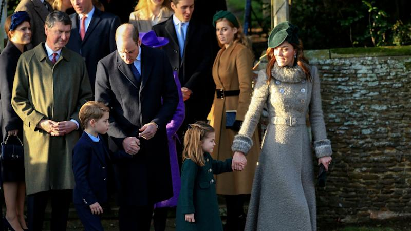Kate Middleton tells Prince William to lay off the Easter chocolate