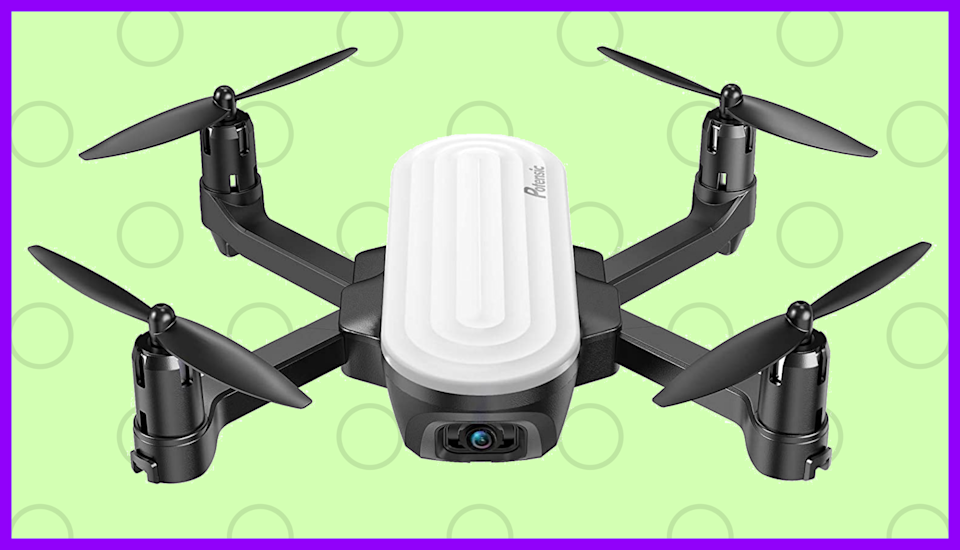 Potensic Elfin Mini Drone is on sale for $60 with on-page coupon and promo code 'ELFIN5999' at checkout. (Photo: Amazon)