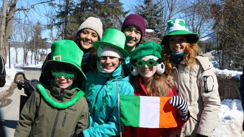 Hudson celebrates its Irish heritage with St. Patrick's Day festivities