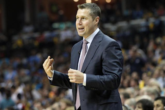Timberwolves moving close to deal to hire Grizzlies coach Dave Joerger