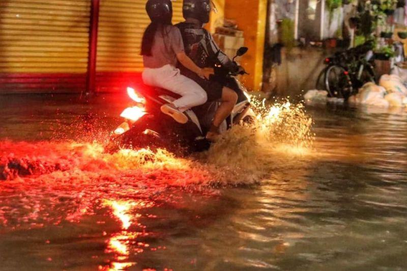 Flooding blamed on lack of drainage at underpass