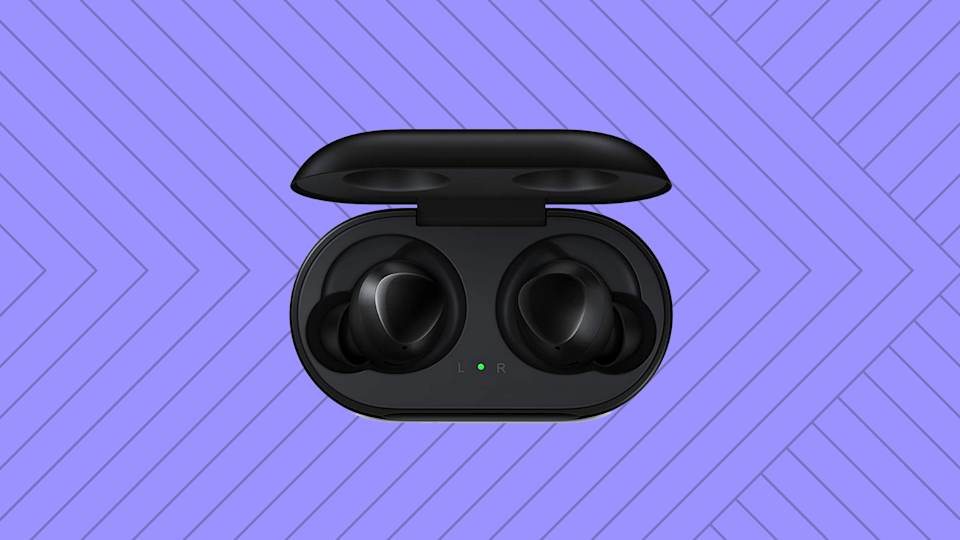 Save $22 on these Samsung wireless earbuds. (Photo: Amazon)