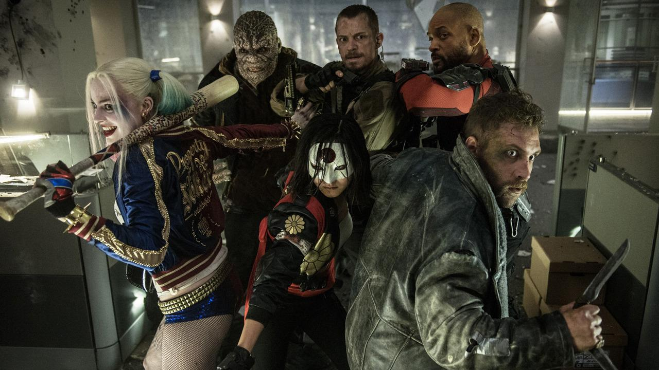 "<p>We briefly see a Joker-desecrated Robin costume in <i>BvS</i>, which teases this David Ayer-directed <a href=""https://www.yahoo.com/movies/film/suicide-squad"">team-up of DC supervillains</a> that will feature a scene pitting Batman (Affleck) against Joker (Jared Leto). The rogues also include Joker's squeeze, Harley Quinn (Margot Robbie) and master assassin Deadshot (Will Smith).  </p>"