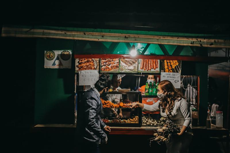 The isaw store/caterer. Photo: Mediarama Creatives/FB