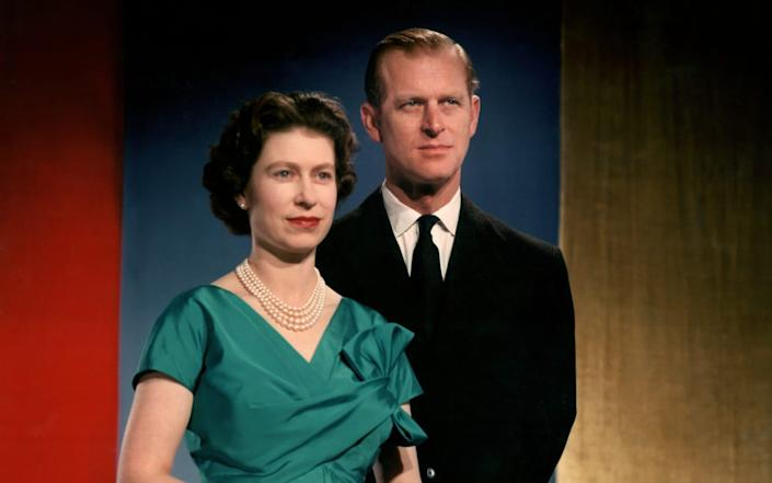 Prince Philip had to fight to win acceptance within some corners of the British institution - Donald McKague