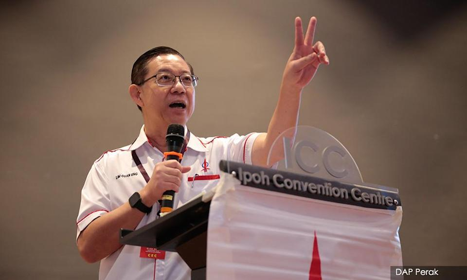 As 'court cluster' drifts to opposition, DAP insists it won't work with kleptocrats