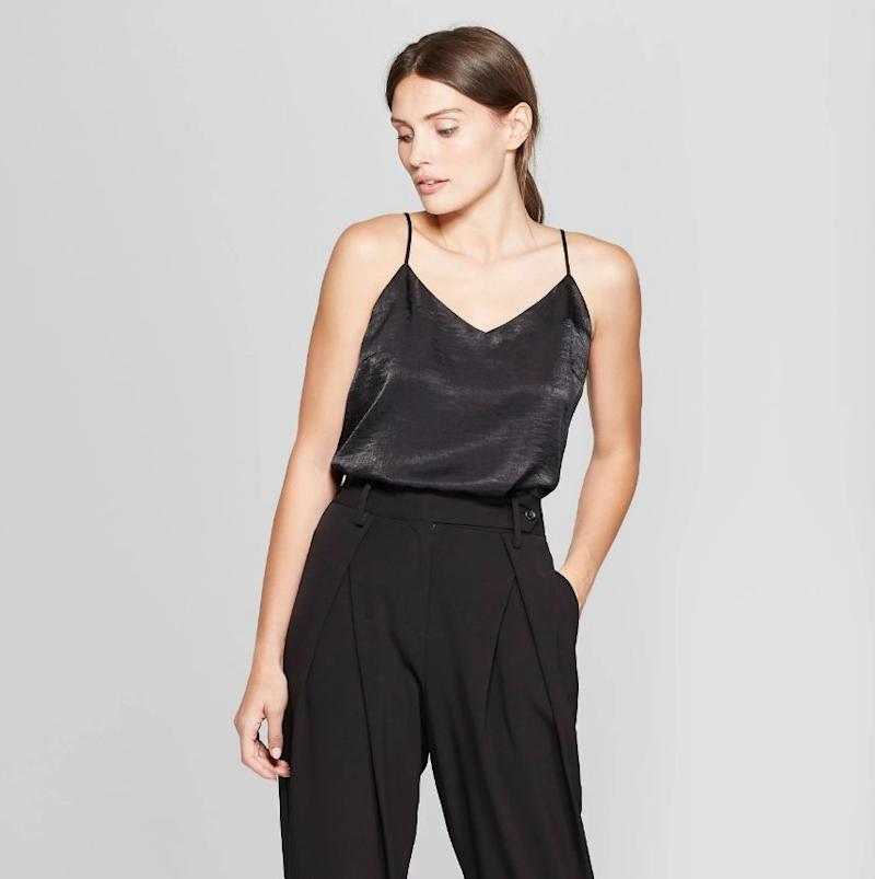 Prologue Sleeveless V-Neck Essential Cami Tank Top (Photo: Target)