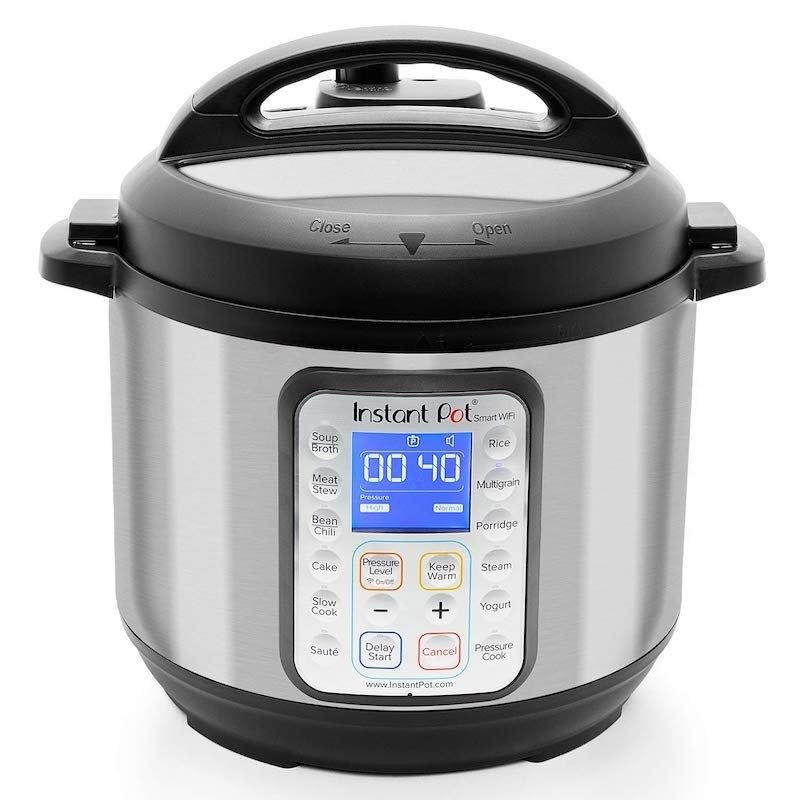 "<p>Instant Pots have become a <a href=""https://www.realsimple.com/food-recipes/recipe-collections-favorites/slow-cooker-chicken-recipes"" target=""_blank"" title=""(opens new window)"">meal prepper's best friend in the kitchen</a> and will definitely save you tons of time when prepping for the week, but this gadget has become more of a staple rather than an innovation. You can even give your Instant Pot new life by hopping on board the bone broth trend that has seemed to rule this year.</p> <p><strong>To buy: </strong>$146; <a href=""https://www.amazon.com/Instant-Pot-Smart-Electric-Pressure/dp/B0777XQ4S8/ref=as_li_ss_tl?ie=UTF8&linkCode=ll1&tag=rsfoodmealprepgadgetsbgold0919-20&linkId=d6eb84af1f53ffb05894a4d185f2cae9&language=en_US"" target=""_blank"" title=""(opens new window)"">Programmable Instant Pot</a></p>"