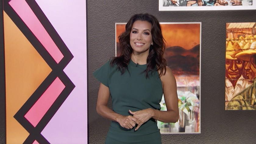 "Eva Longoria hosts ""Essential Heroes: A Momento Latino Event"" on CBS"