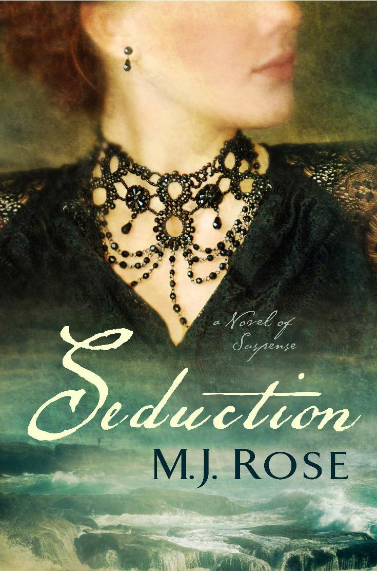 """This book cover image released by Atria shows """"Seduction,"""" by M.J. Rose. (AP Photo/Atria)"""
