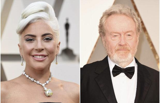 Lady Gaga to Star in Ridley Scott's Drama About Gucci Family Assassination