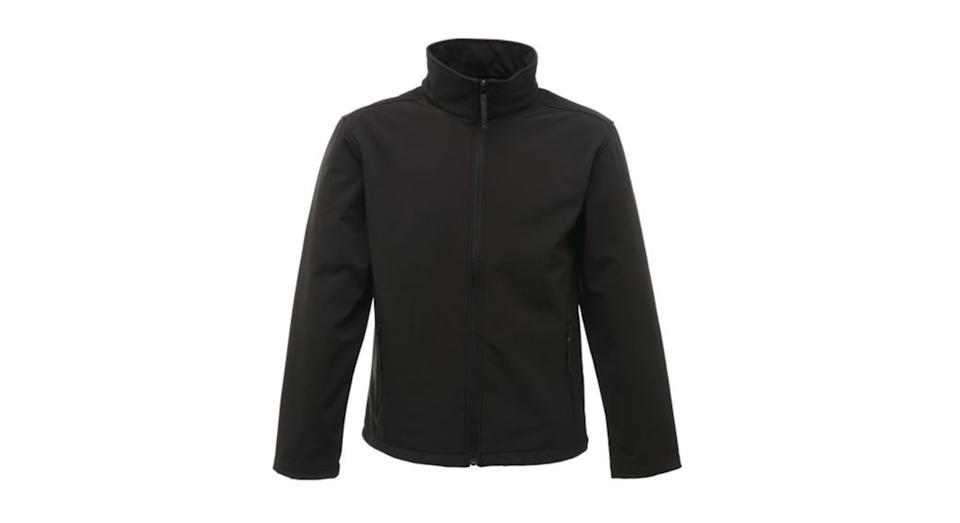 Men's Classic 3-Layer Softshell Jacket
