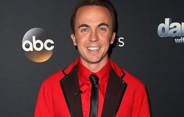 Frankie Muniz says he can't remember filming Malcolm in the Middle. Source: Getty