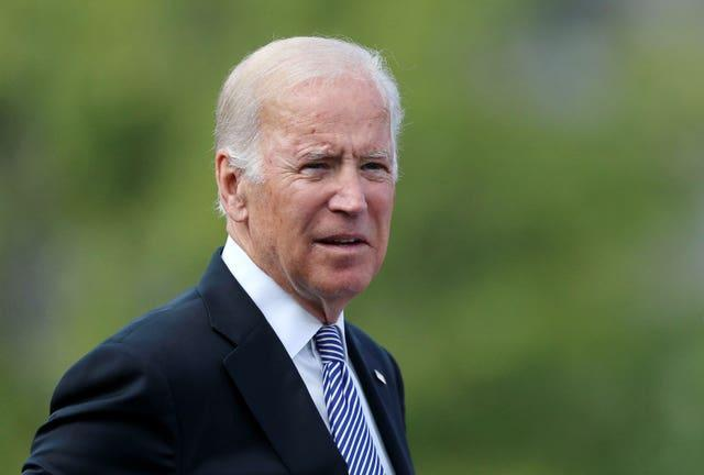 Joe Biden has been sworn in as the 46th president of the United States. Niall Carson/PA Wire