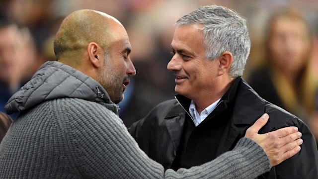New Spurs boss Jose Mourinho was praised by Pep Guardiola after succeeding Mauricio Pochettino, who the Manchester City boss also admires.