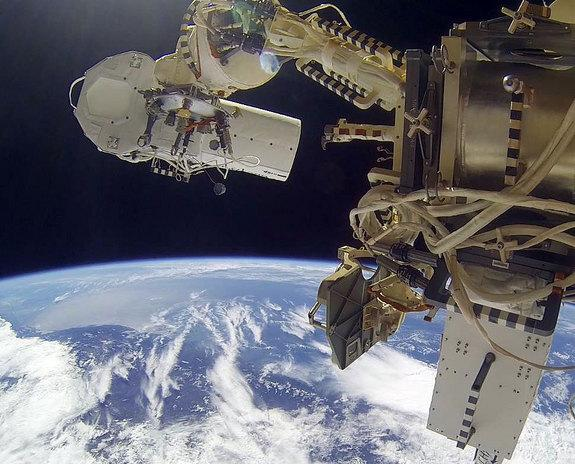 Could HD Cameras On Space Station Help Save Planet Earth?
