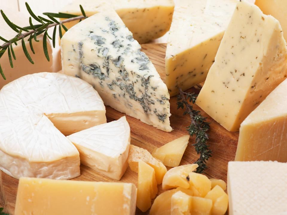 Cheese can be kept for a lot longer than you might think [Photo: Getty]
