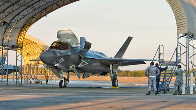US: Defense Contractor Tried to Smuggle F-35 Blueprints to Iran