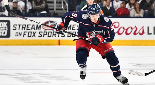Columbus has a decision to make when it comes to the Breadman (Jamie Sabau/NHLI via Getty Images)