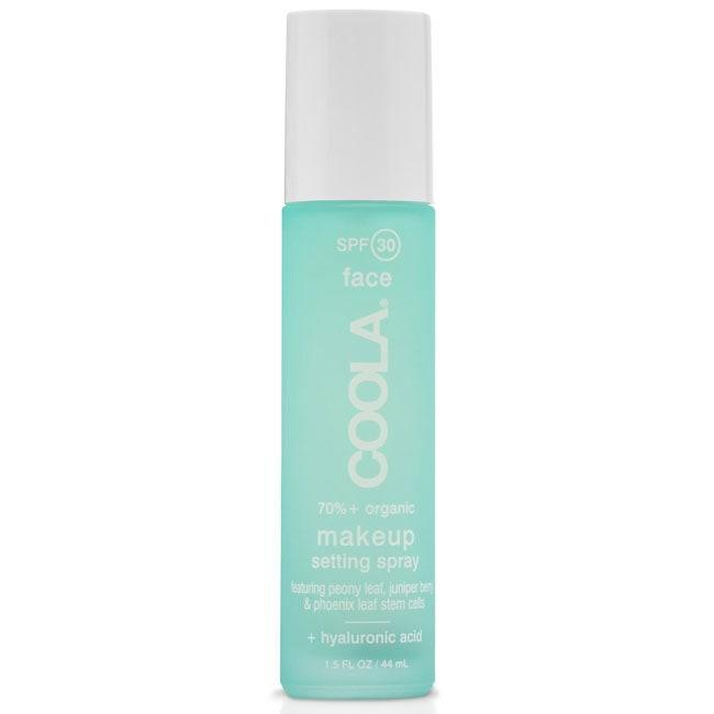 "Now that you have a perfectly simple-yet-beautiful summer makeup look down, you're good to go, right? Think again. If you forgot to put on sunscreen after doing your beat, this product is for you. This SPF 30 mist seals in your makeup, seriously refreshes your face, and simultaneously saves your skin from damaging rays. $31, Nordstrom. <a href=""https://click.linksynergy.com/deeplink?id=lYYSEIC9SjY&mid=1237&u1=bestmakeupspf&murl=https%3A%2F%2Fshop.nordstrom.com%2Fs%2Fcoola-suncare-classic-spf-30-makeup-setting-spray%2F4810449"" rel=""nofollow noopener"" target=""_blank"" data-ylk=""slk:Get it now!"" class=""link rapid-noclick-resp"">Get it now!</a>"