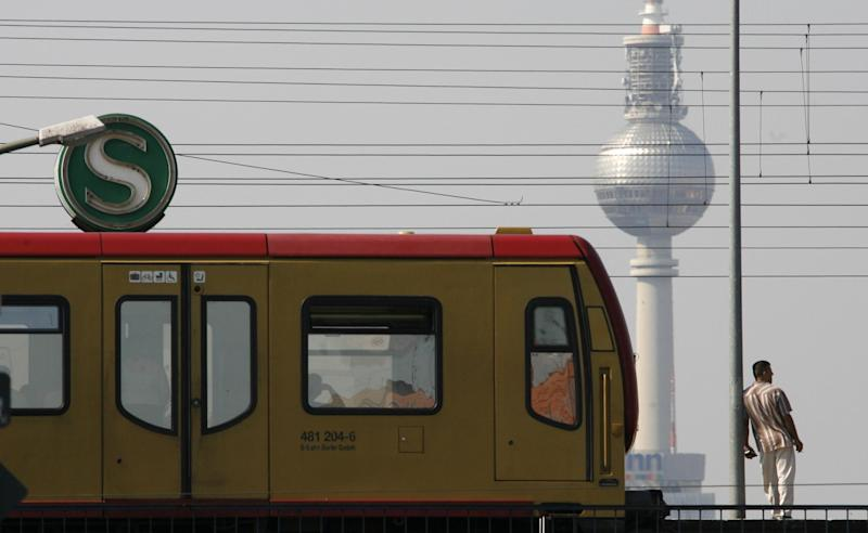 Many German cities already have extensive and affordable S-Bahn networks: REUTERS