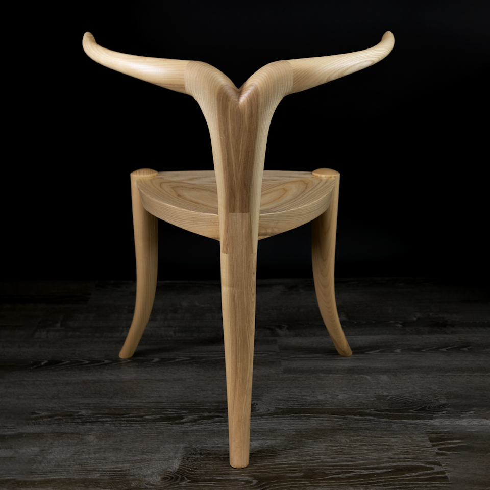 """<p>jomofurniture.com</p><p><strong>$3800.00</strong></p><p><a href=""""https://www.jomofurniture.com/nyala-chair.html"""" rel=""""nofollow noopener"""" target=""""_blank"""" data-ylk=""""slk:Shop Now"""" class=""""link rapid-noclick-resp"""">Shop Now</a></p><p>Ethiopian American artist Jomo Tariku makes sculptural, modern African furniture from rich, natural materials, like the as Nyala Chair, shown here (available by custom order). </p>"""